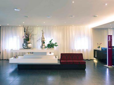 lobby - hotel mercure stuttgart city center - stuttgart, germany