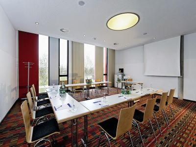 conference room - hotel hilton garden inn stuttgart neckarpark - stuttgart, germany