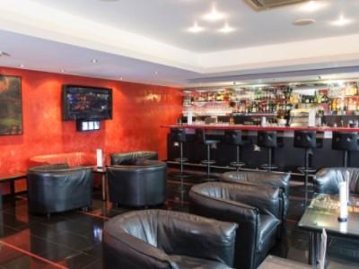 bar - hotel plaza kongresshotel europe - stuttgart, germany