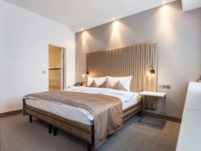 suite - hotel plaza kongresshotel europe - stuttgart, germany