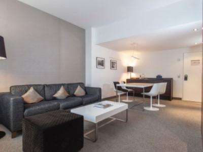 suite 1 - hotel plaza kongresshotel europe - stuttgart, germany