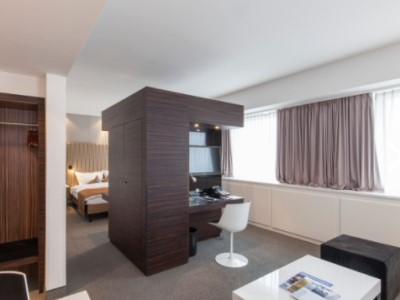 suite 2 - hotel plaza kongresshotel europe - stuttgart, germany
