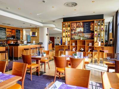 restaurant - hotel mercure stuttgart gerlingen - stuttgart, germany