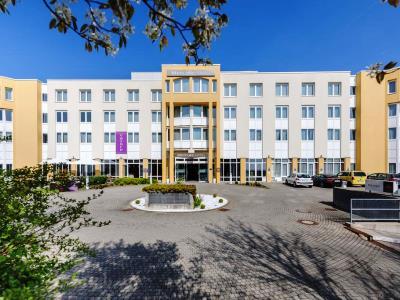 exterior view - hotel mercure stuttgart gerlingen - stuttgart, germany