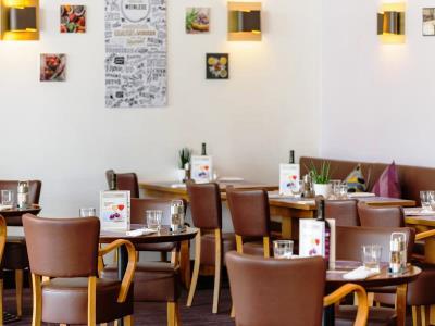 restaurant 1 - hotel mercure stuttgart gerlingen - stuttgart, germany