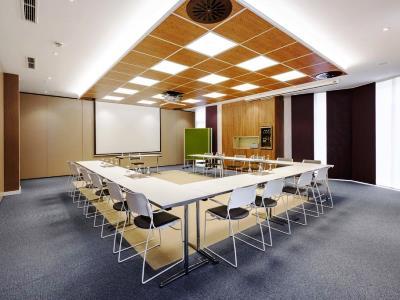 conference room - hotel mercure stuttgart gerlingen - stuttgart, germany