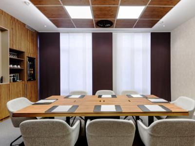 conference room 1 - hotel mercure stuttgart gerlingen - stuttgart, germany