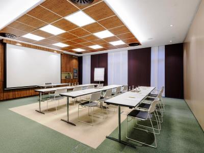 conference room 2 - hotel mercure stuttgart gerlingen - stuttgart, germany
