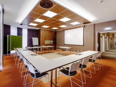 conference room 4 - hotel mercure stuttgart gerlingen - stuttgart, germany