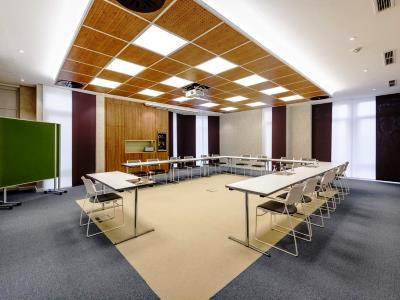 conference room 5 - hotel mercure stuttgart gerlingen - stuttgart, germany