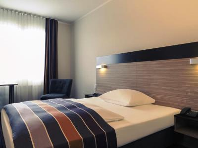 bedroom - hotel mercure stuttgart gerlingen - stuttgart, germany