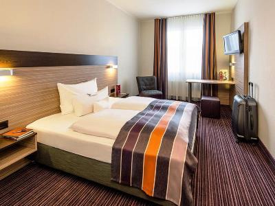 bedroom 1 - hotel mercure stuttgart gerlingen - stuttgart, germany