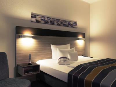 bedroom 3 - hotel mercure stuttgart gerlingen - stuttgart, germany