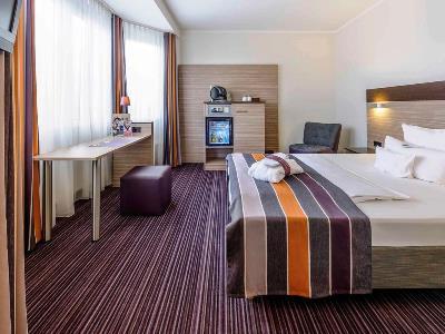 bedroom 4 - hotel mercure stuttgart gerlingen - stuttgart, germany