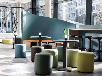 lobby 1 - hotel ibis styles stuttgart - stuttgart, germany