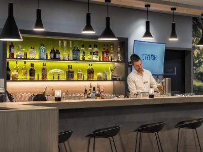 bar - hotel ibis styles stuttgart - stuttgart, germany
