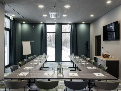 conference room - hotel ibis styles stuttgart - stuttgart, germany