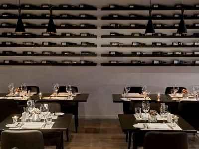 restaurant - hotel wyndham airport messe - stuttgart, germany