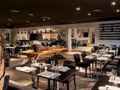 restaurant 1 - hotel wyndham airport messe - stuttgart, germany