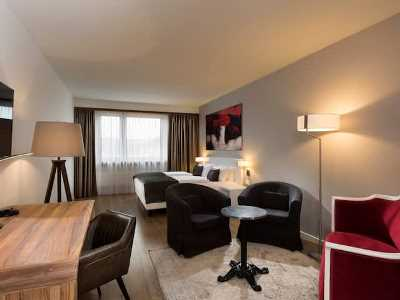 conference room 1 - hotel wyndham airport messe - stuttgart, germany