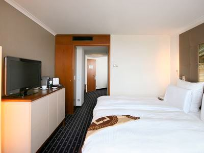 bedroom - hotel pullman stuttgart fontana - stuttgart, germany
