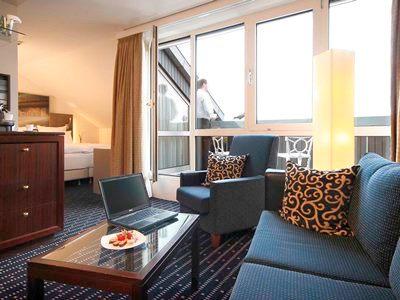 bedroom 2 - hotel pullman stuttgart fontana - stuttgart, germany
