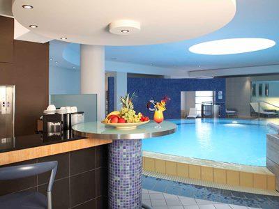 indoor pool - hotel pullman stuttgart fontana - stuttgart, germany