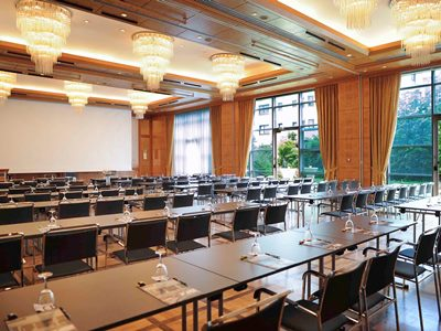 conference room - hotel pullman stuttgart fontana - stuttgart, germany