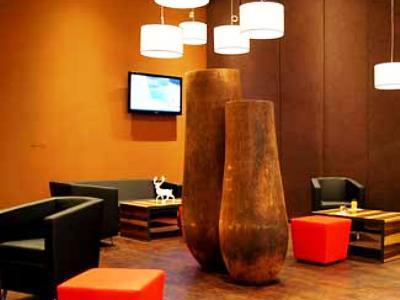bar - hotel amh airport-messe in filderstadt - stuttgart, germany