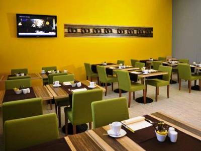 breakfast room - hotel amh airport-messe in filderstadt - stuttgart, germany