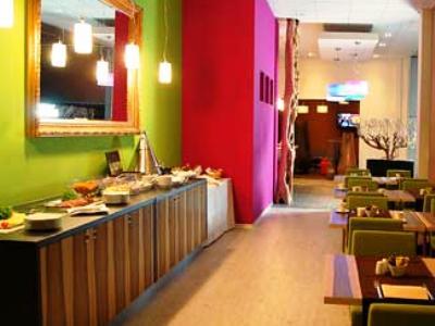 breakfast room 1 - hotel amh airport-messe in filderstadt - stuttgart, germany