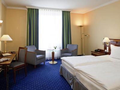 bedroom - hotel mercure trier porta nigra - trier, germany
