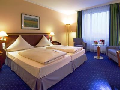 bedroom 1 - hotel mercure trier porta nigra - trier, germany