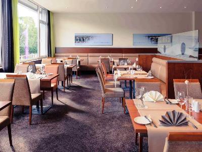 restaurant - hotel mercure trier porta nigra - trier, germany