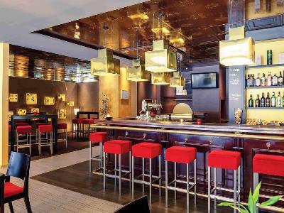bar - hotel mercure trier porta nigra - trier, germany