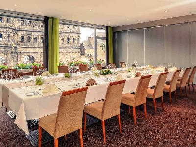 conference room - hotel mercure trier porta nigra - trier, germany