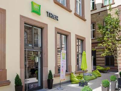 exterior view 1 - hotel ibis styles trier - trier, germany