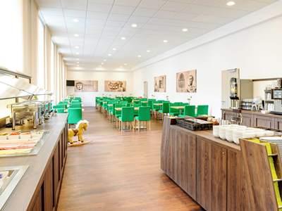 breakfast room - hotel ibis styles trier - trier, germany