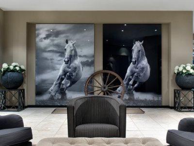 lobby - hotel wyndham garden lahnstein koblenz - lahnstein, germany