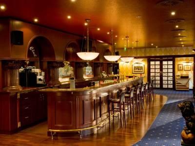 bar - hotel wyndham garden lahnstein koblenz - lahnstein, germany