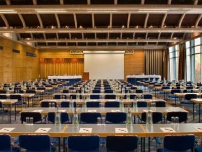 conference room - hotel wyndham garden lahnstein koblenz - lahnstein, germany
