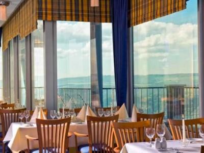 restaurant - hotel wyndham garden lahnstein koblenz - lahnstein, germany