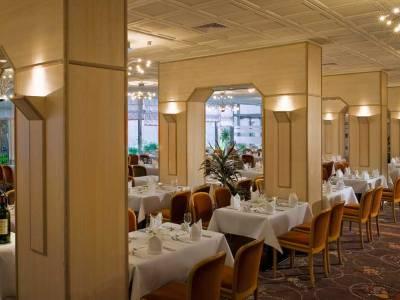 restaurant 1 - hotel wyndham garden lahnstein koblenz - lahnstein, germany
