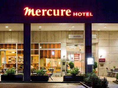 exterior view - hotel mercure hotel bad homburg friedrichsdorf - friedrichsdorf, germany
