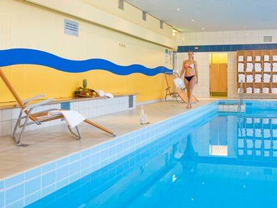 indoor pool - hotel mercure hotel bad homburg friedrichsdorf - friedrichsdorf, germany