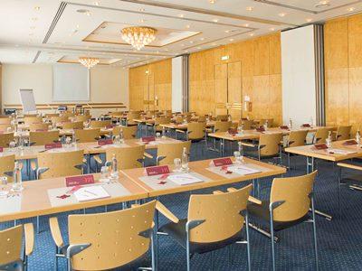 conference room - hotel mercure hotel bad homburg friedrichsdorf - friedrichsdorf, germany
