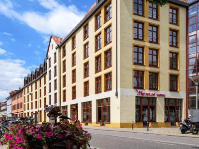 exterior view - hotel mercure erfurt altstadt - erfurt, germany
