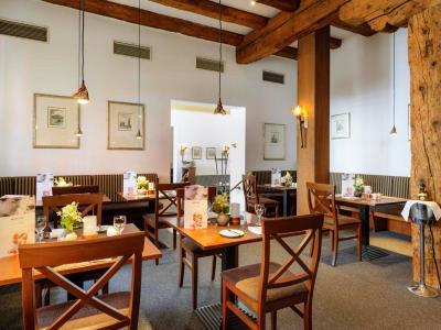 restaurant - hotel mercure erfurt altstadt - erfurt, germany