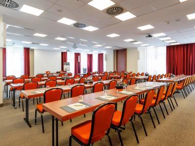 conference room 1 - hotel mercure erfurt altstadt - erfurt, germany