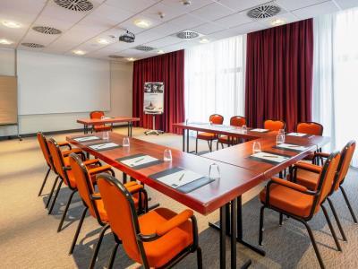 conference room 2 - hotel mercure erfurt altstadt - erfurt, germany